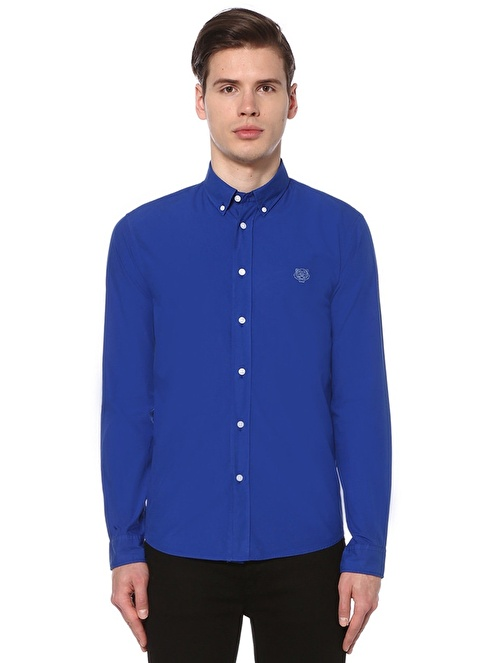 Kenzo Gömlek Mavi